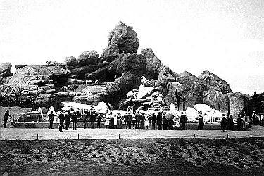 Das Nordland-Panorama (um 1908)