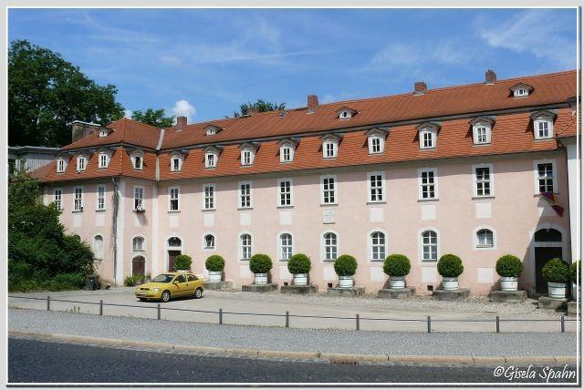 Haus der Frau von Stein