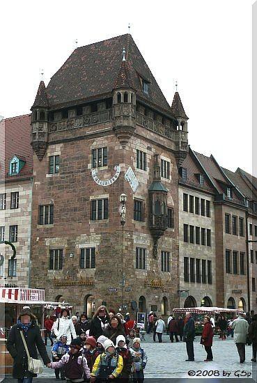 Nassauer Haus (auch Schlüsselfeldersches Stiftungshaus)