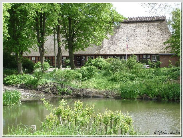 """Der Hollanderhof in Waggersrott (Hier endete die """"Landarzttour"""", aber es gab trotzdem noch so viel Schönes zu sehen)"""