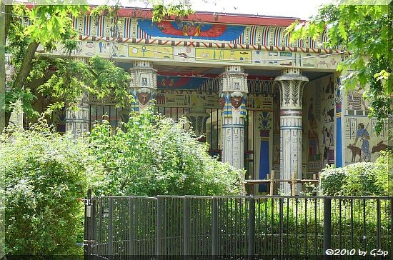 Ägyptischer Tempel (Elefanten- und Giraffenhaus)