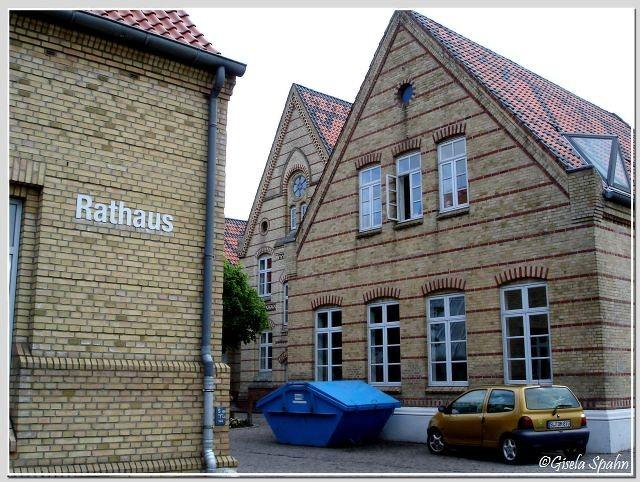 Das Rathaus von Kappeln