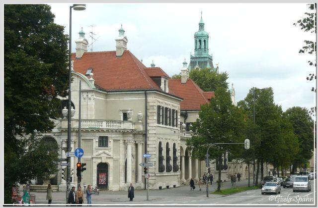 Das bayr. Nationalmuseum
