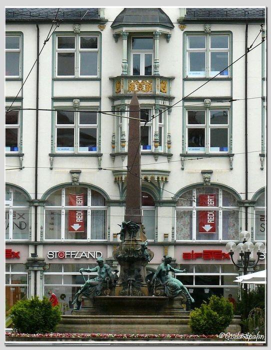 Angerbrunnen (erbaut 1890)