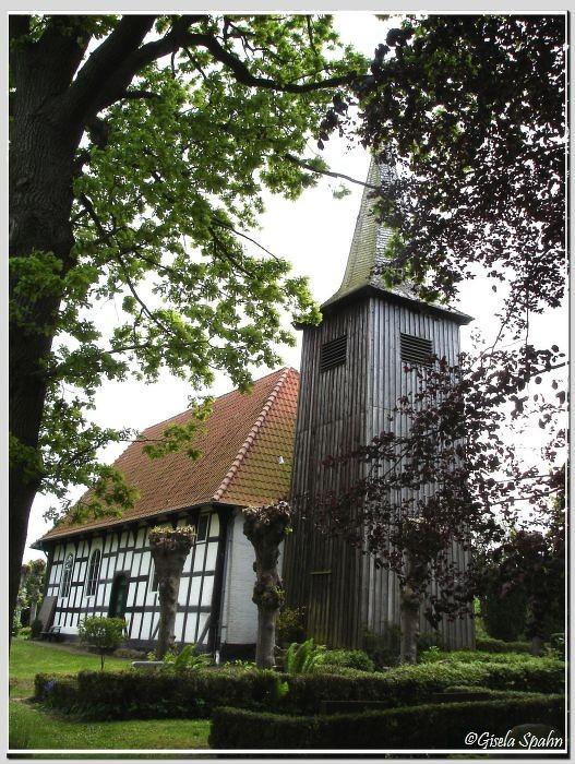 Die Fischerkirche in Arnis