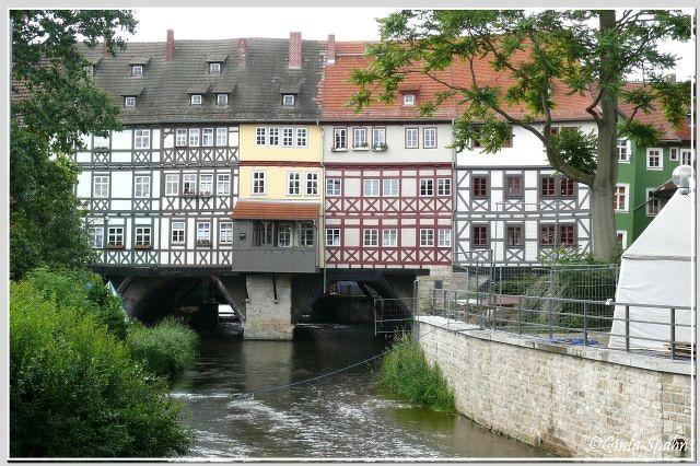 Gera m. Krämerbrücke