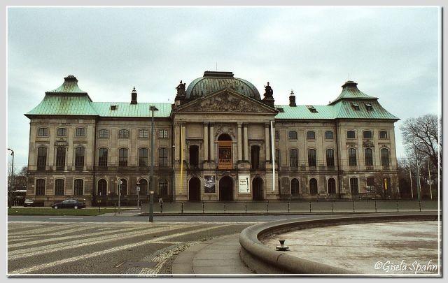 Innere Neustadt - Japanisches Palais (Porzellanschloss)