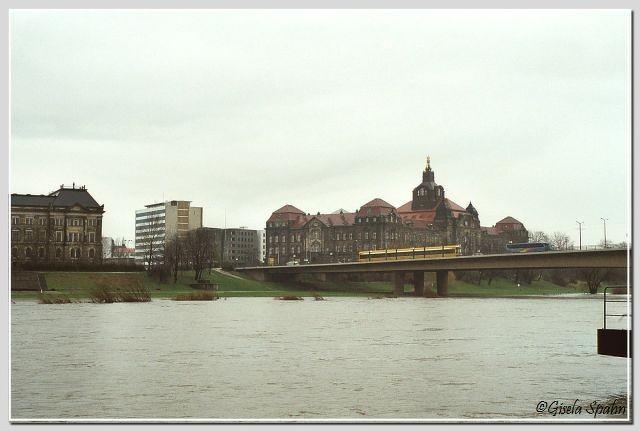 Sitz der sächsischen Regierung