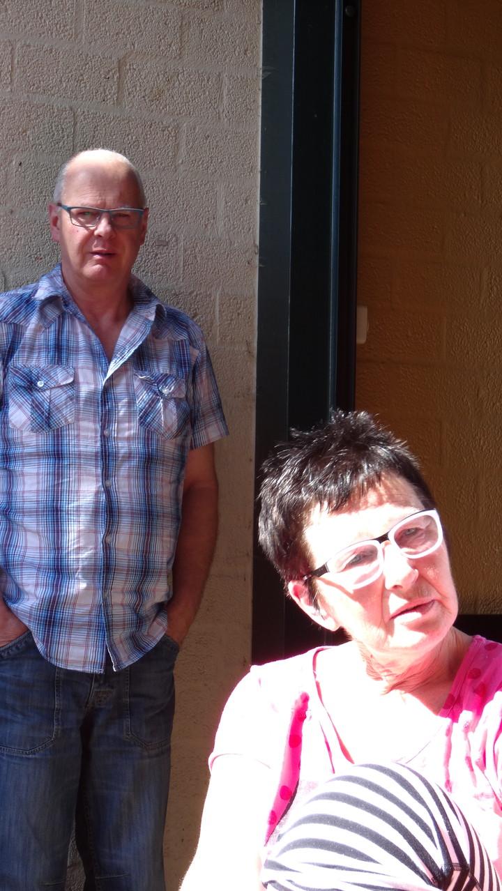 Gerda en Harrie