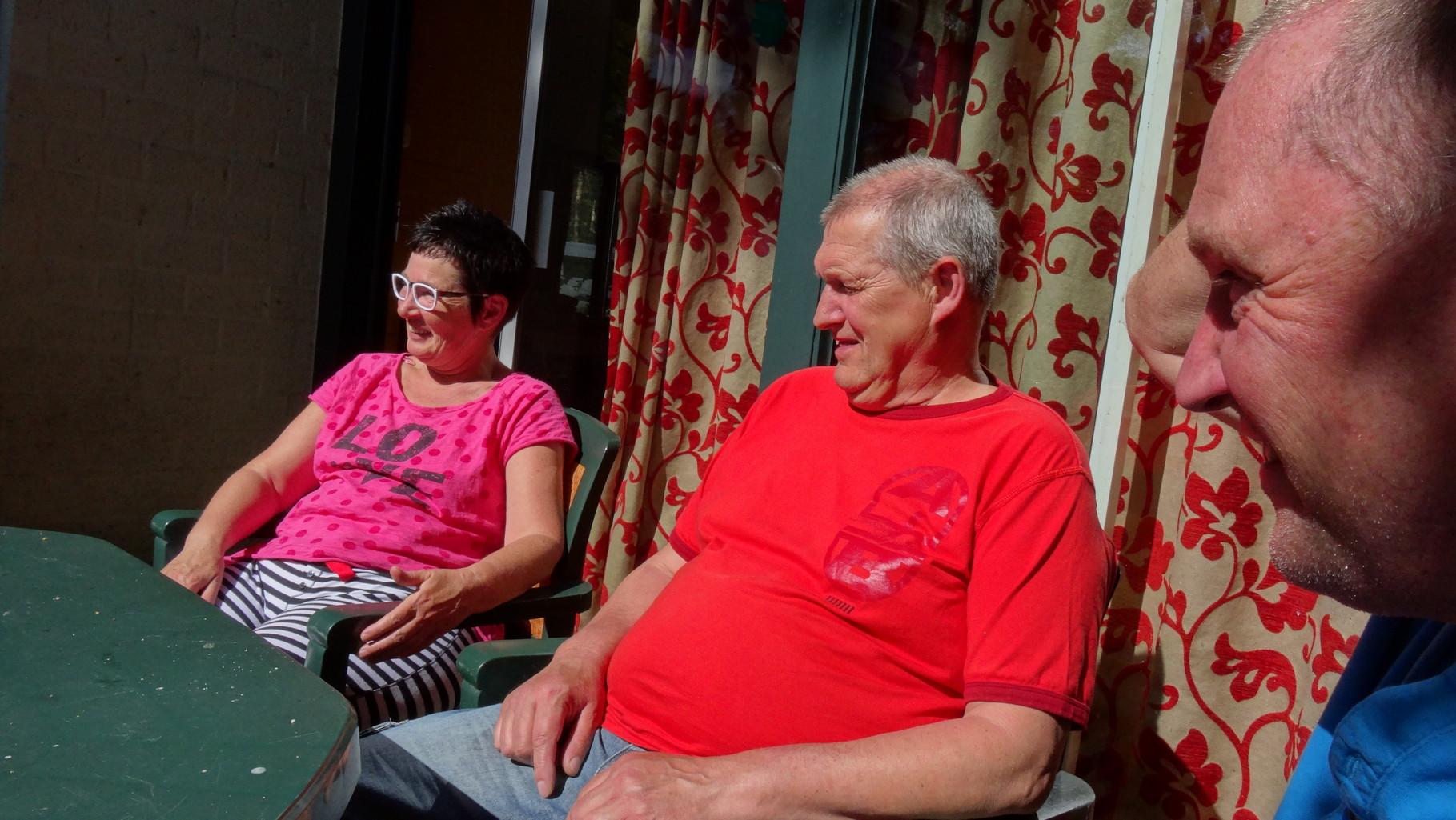 Gerda en Henry
