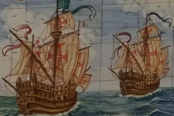 Historie und Seefahrt Informationen der Algarve, Portugal