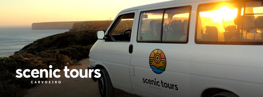 scenic tours Carvoeiro,Minibus und Transfer,Sunsetfahrten nach Sagres und Monchique,Algarve,Portugal