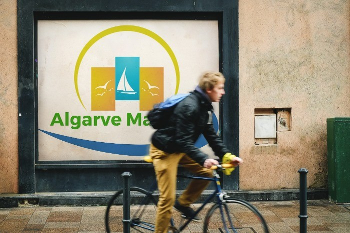 Städte der Algarve,Portugal