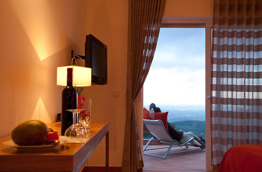 Gästehaus Vila Foia in Monchique,Algarve,Portugal geeignet Buchungen für Familien,Romantische Nächte,beste Gästehaus in Monchique und Algarve.