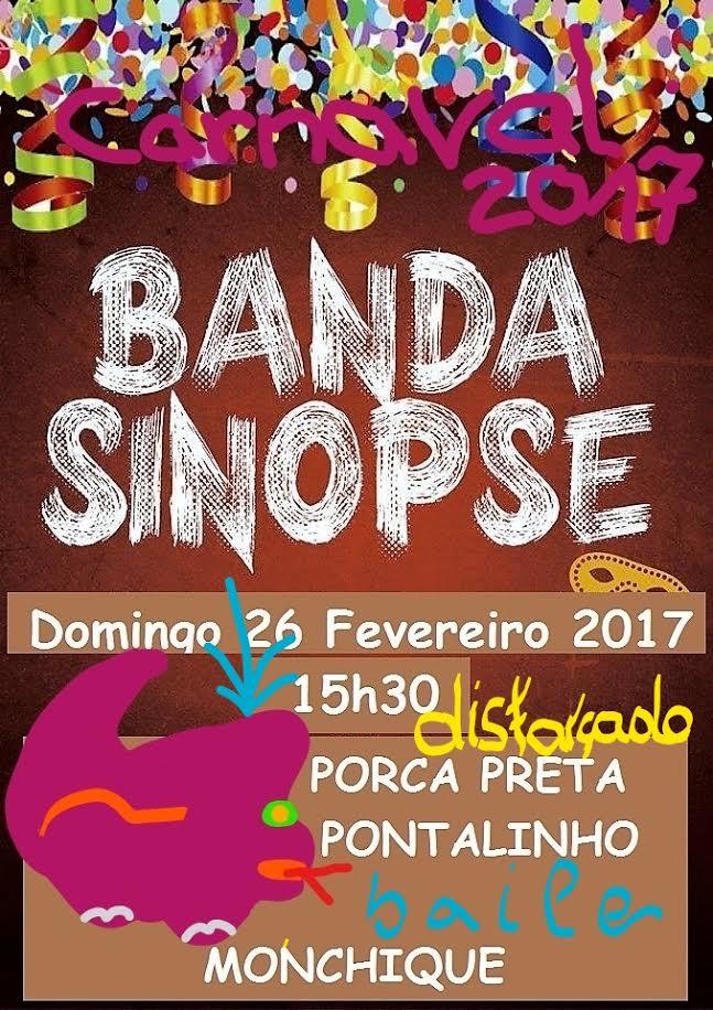 Porca Preta Pontalinho,Serra de Monchique,Banda Sinopse,Algarve,Portugal