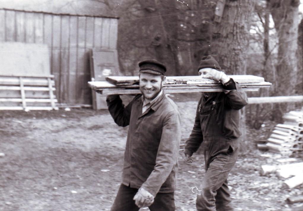 Es macht immer noch Freude: Dieter und Eberhard