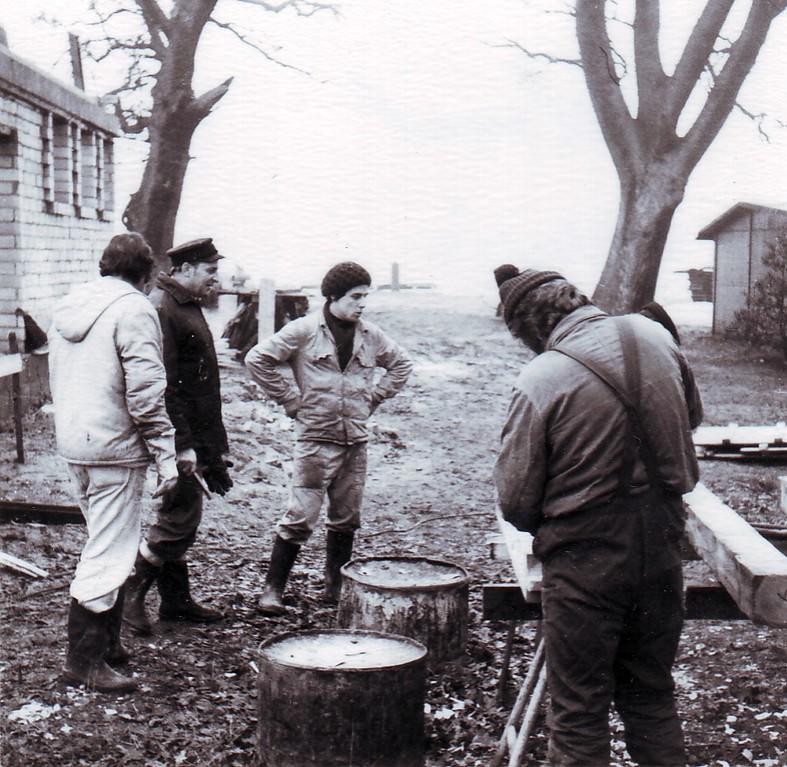 Helmut, Norwin, Kuddi, Eberhard