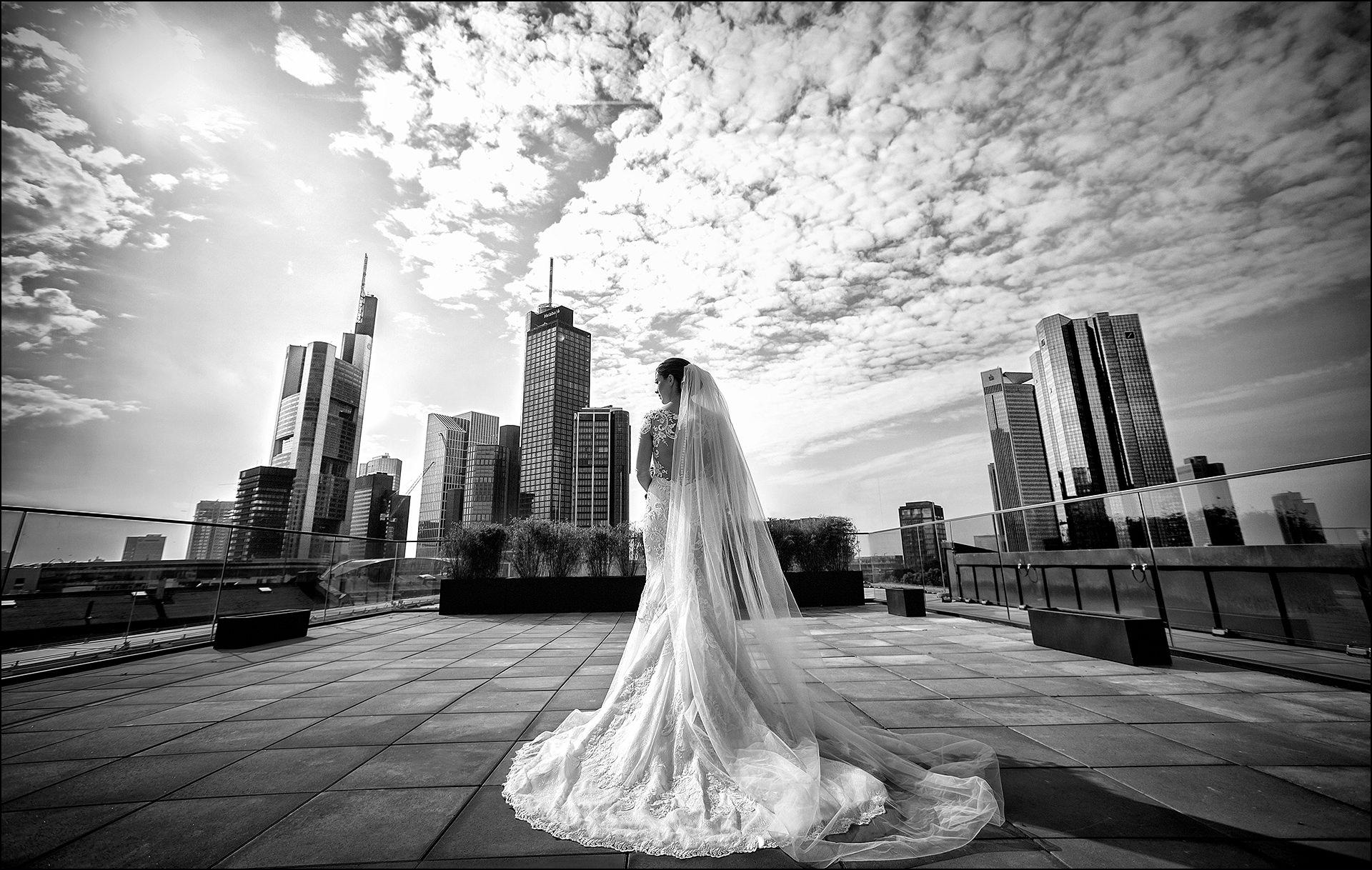 Hochzeit feiern in Frankfurt