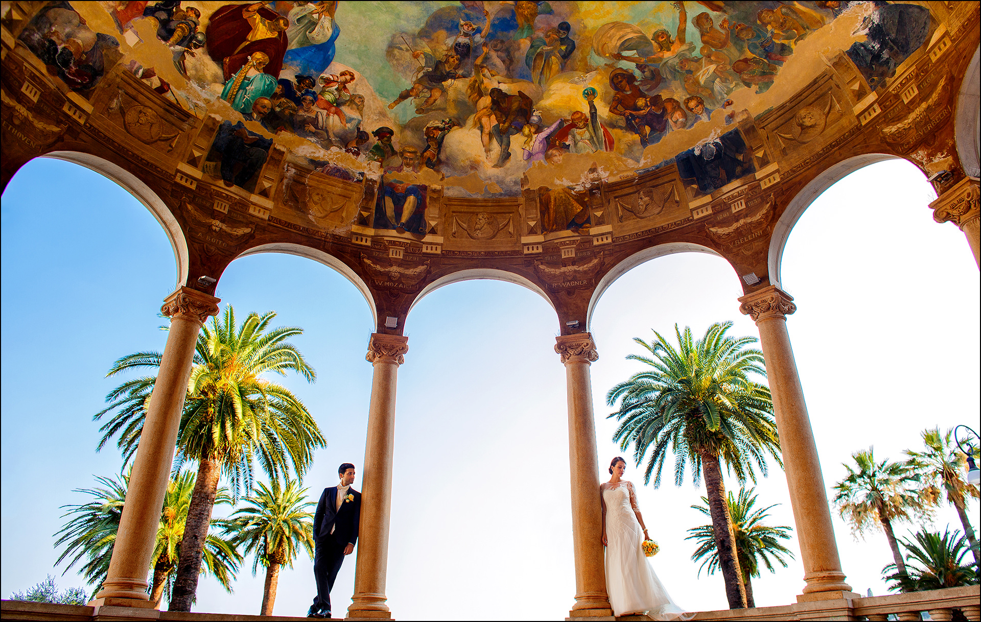Hochzeit feiern in Santa Margherita