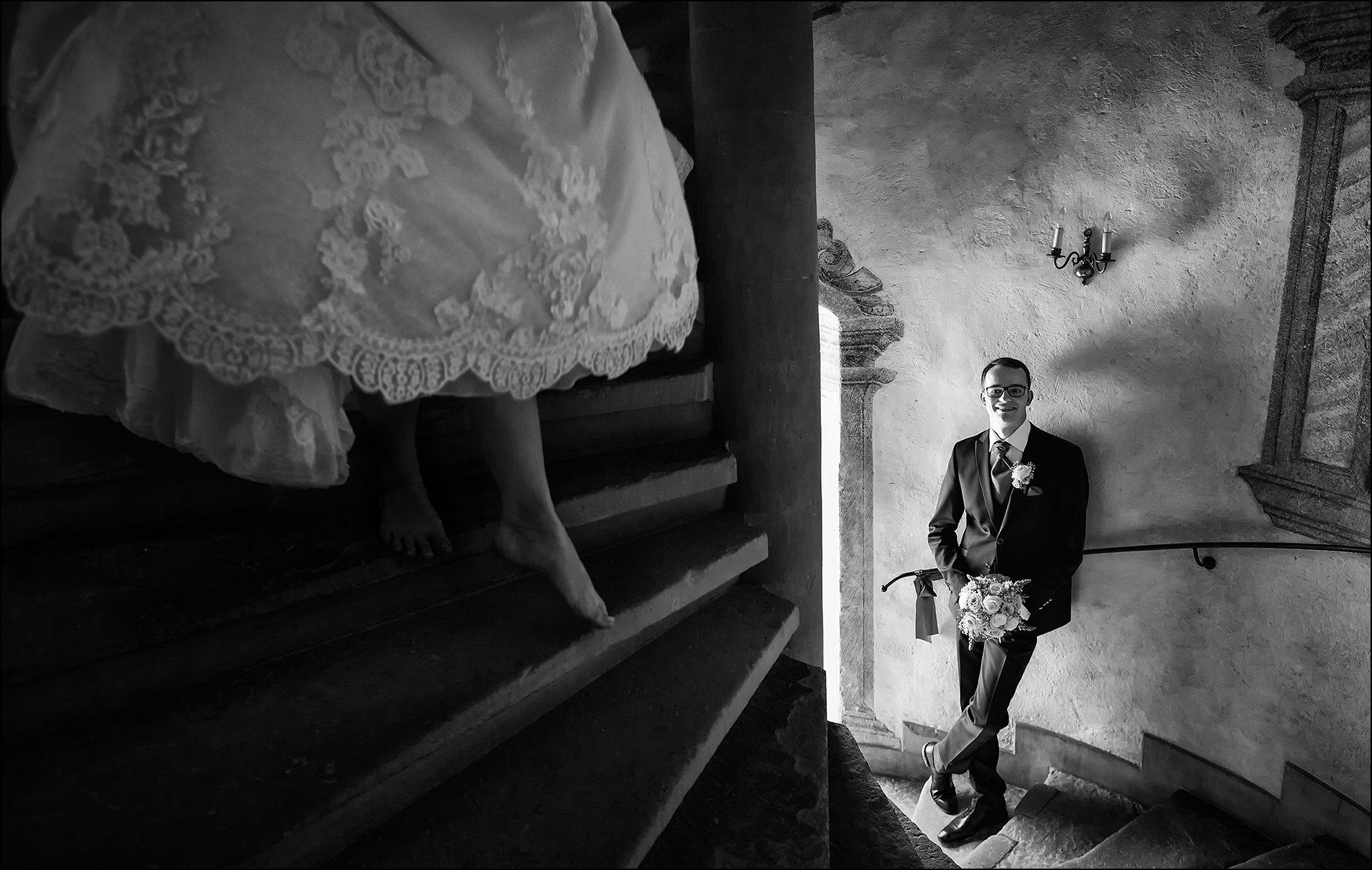 Hochzeitsfotograf Schloss Neuhaus
