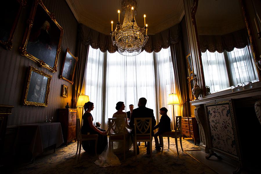 Standesamtliche Trauung Schlosshotel Kronberg