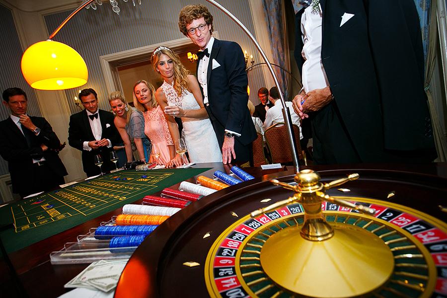 Hochzeitsparty Villa Rothschild