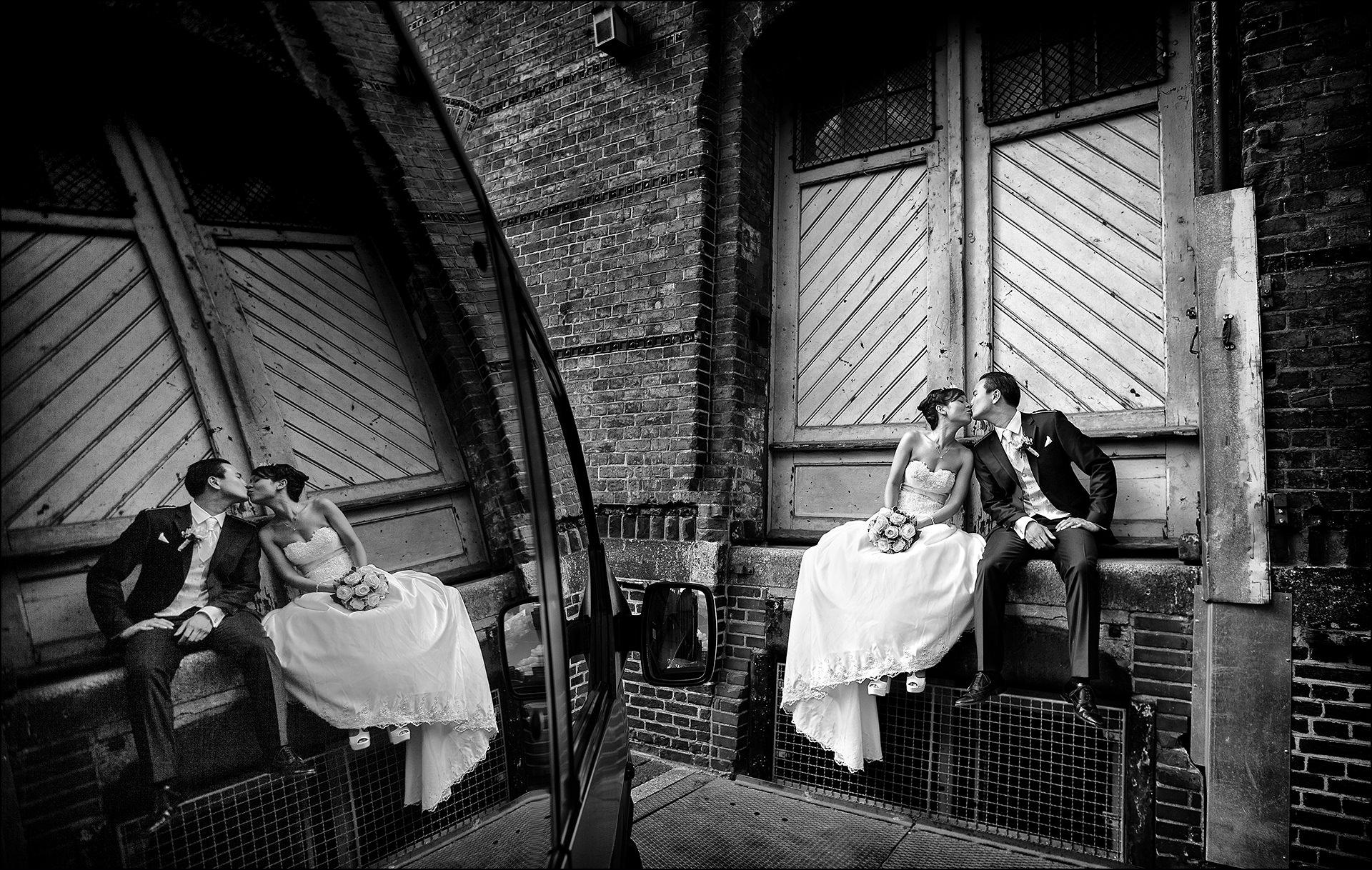 Brautpaarshooting Hamburg Speicherstadt
