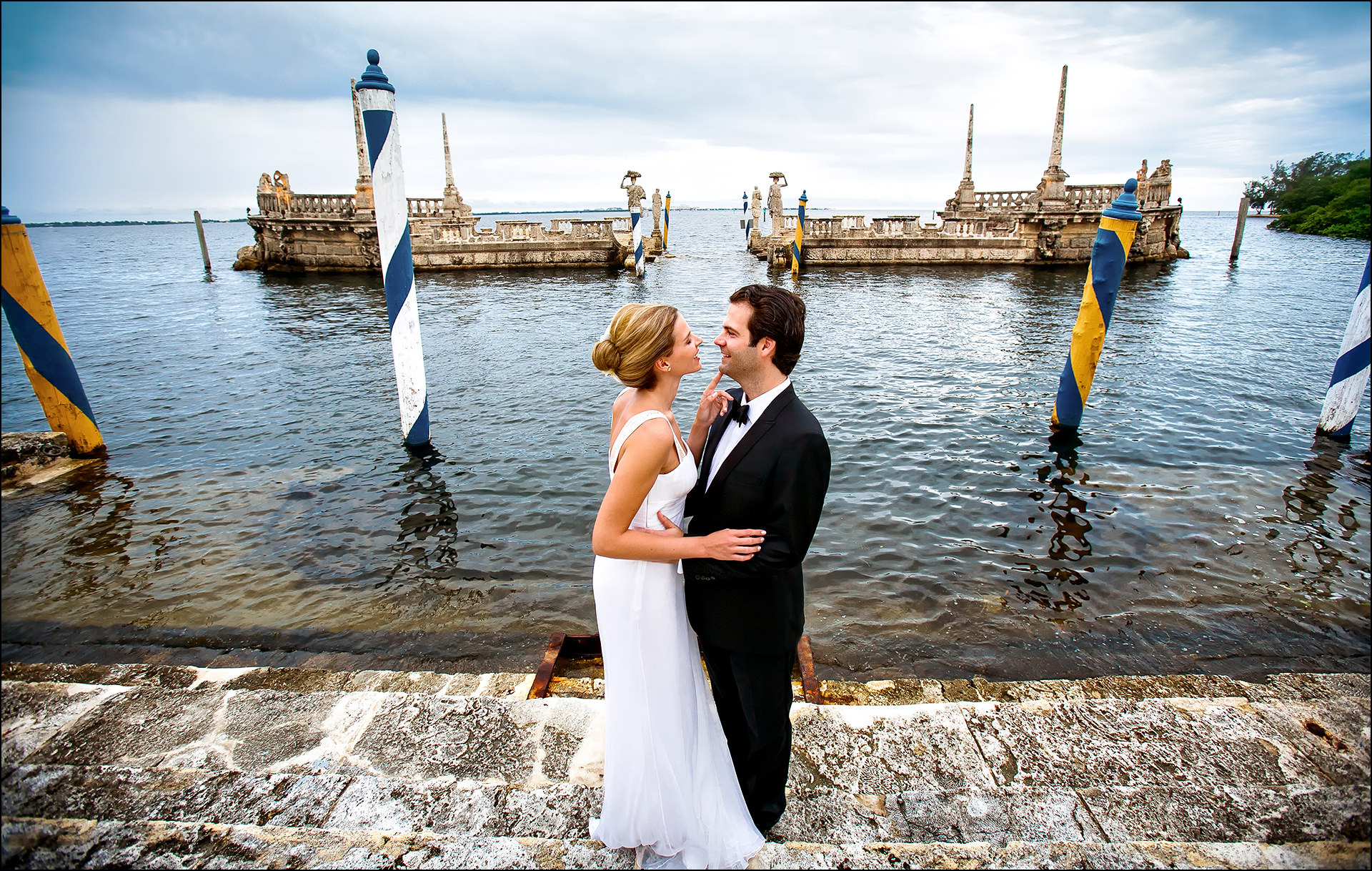 Hochzeitsfotograf Miami Vizcaya