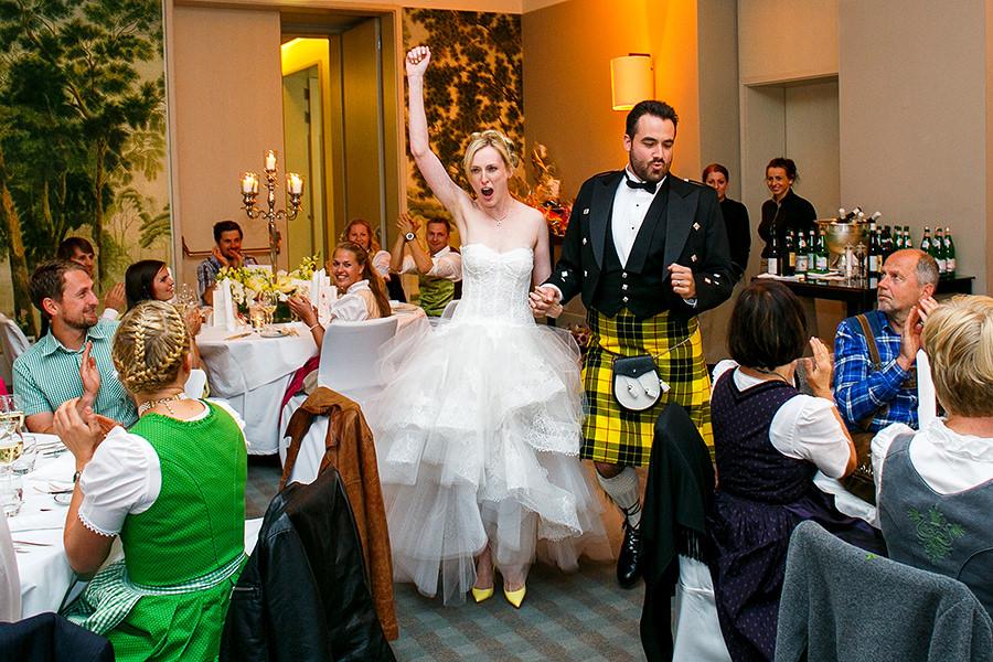Hochzeit feiern in der Villa Kennedy