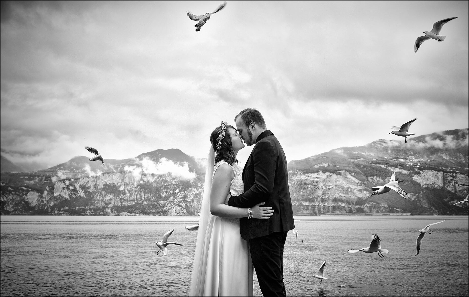 Standesamtliche Hochzeit Gardasee