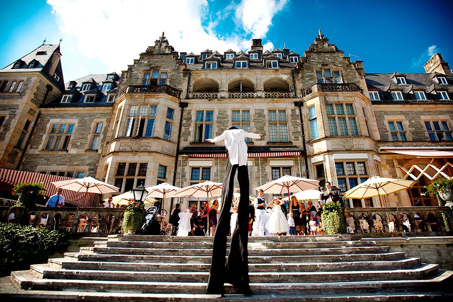 Hochzeitslocation Schlosshotel Kronberg