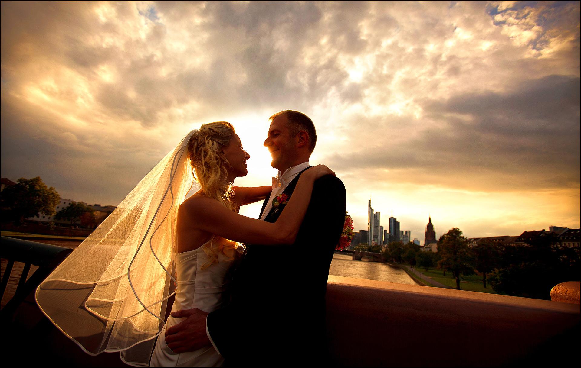 Exklusive Hochzeit feiern in Frankfurt
