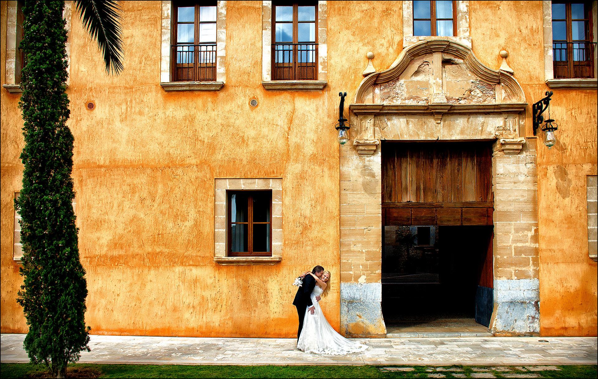 Kreativer Hochzeitsfotograf Mallorca