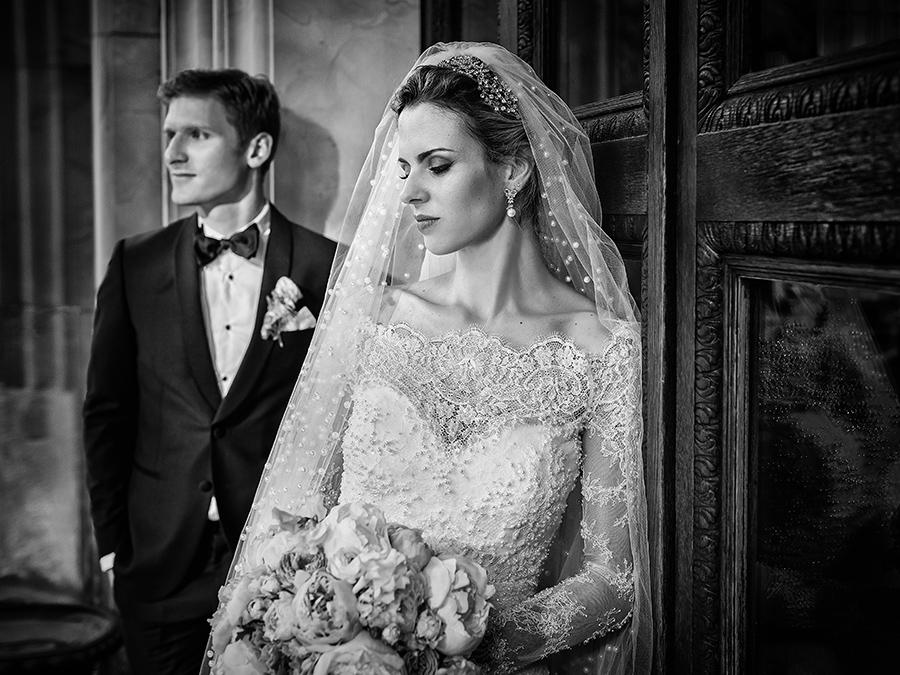 Brautpaarshooting Schlosshotel Kronberg