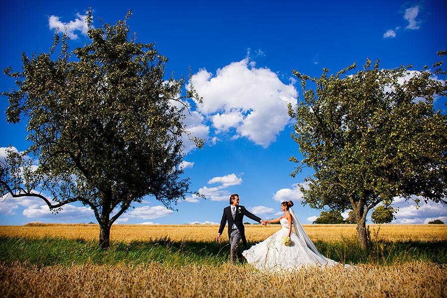 Lebendige Hochzeitsfotos Hessen