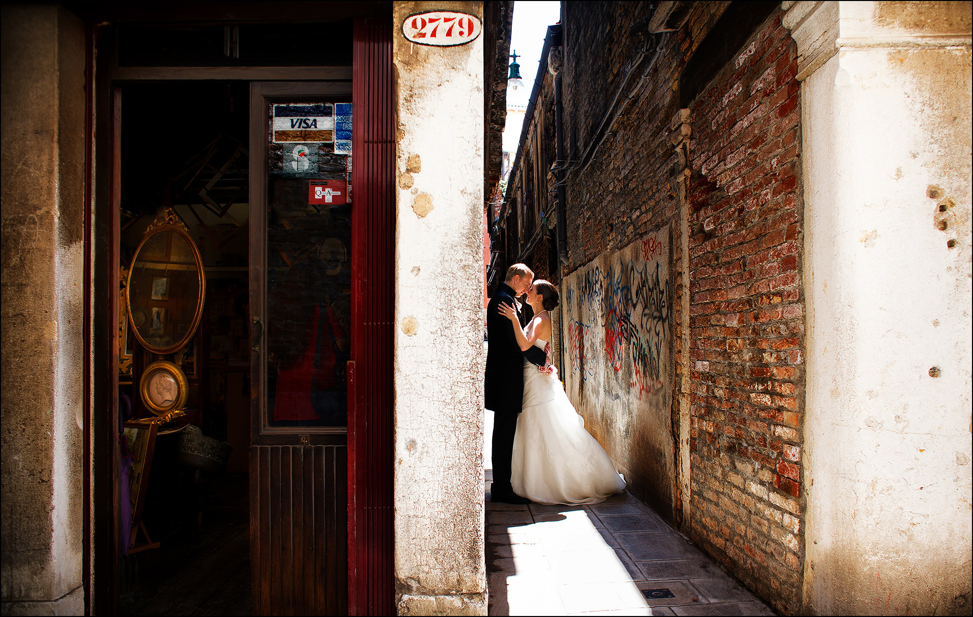 Brautpaarshooting Dorsoduro