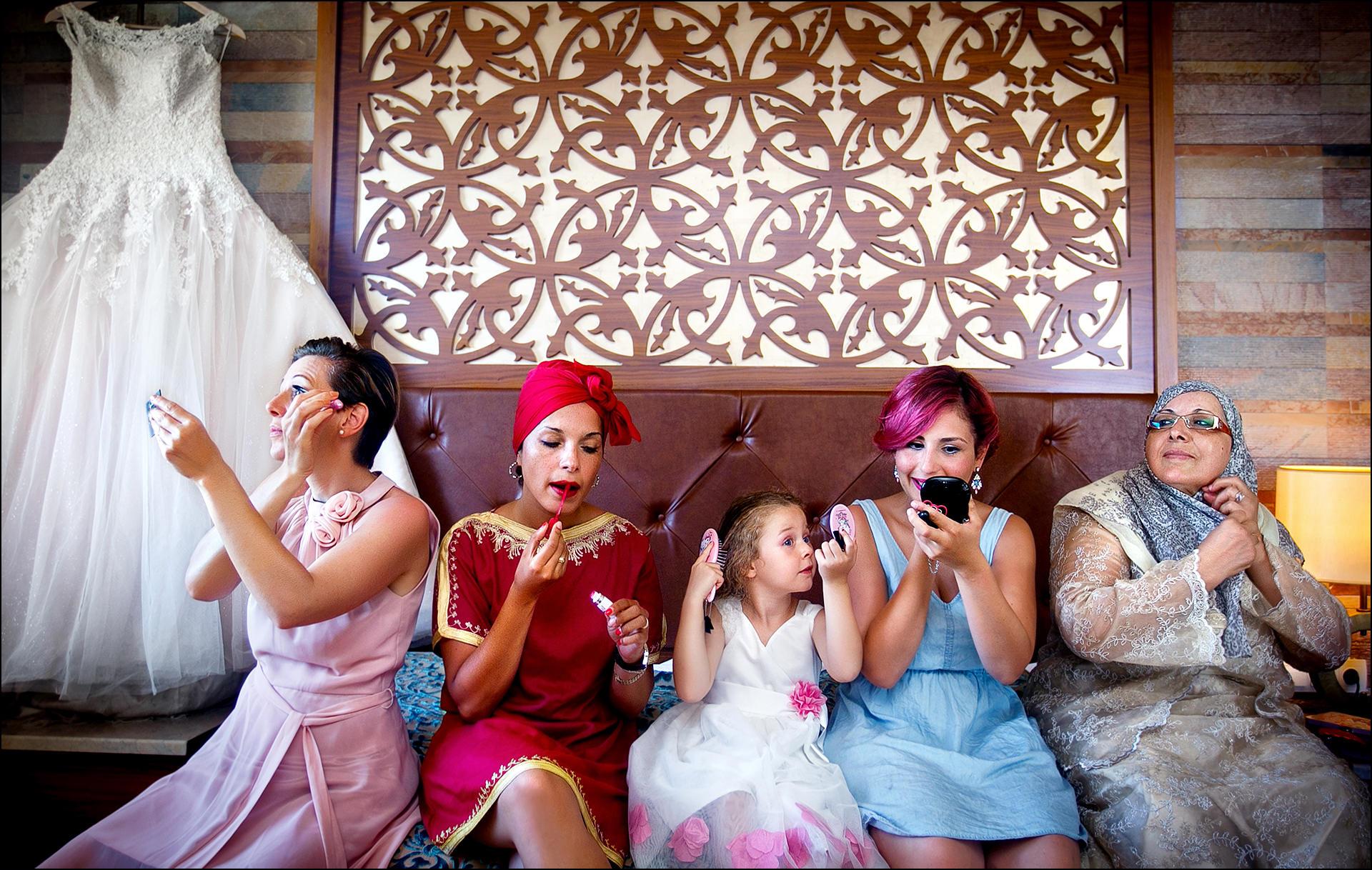 Hochzeitsfotograf Türkei