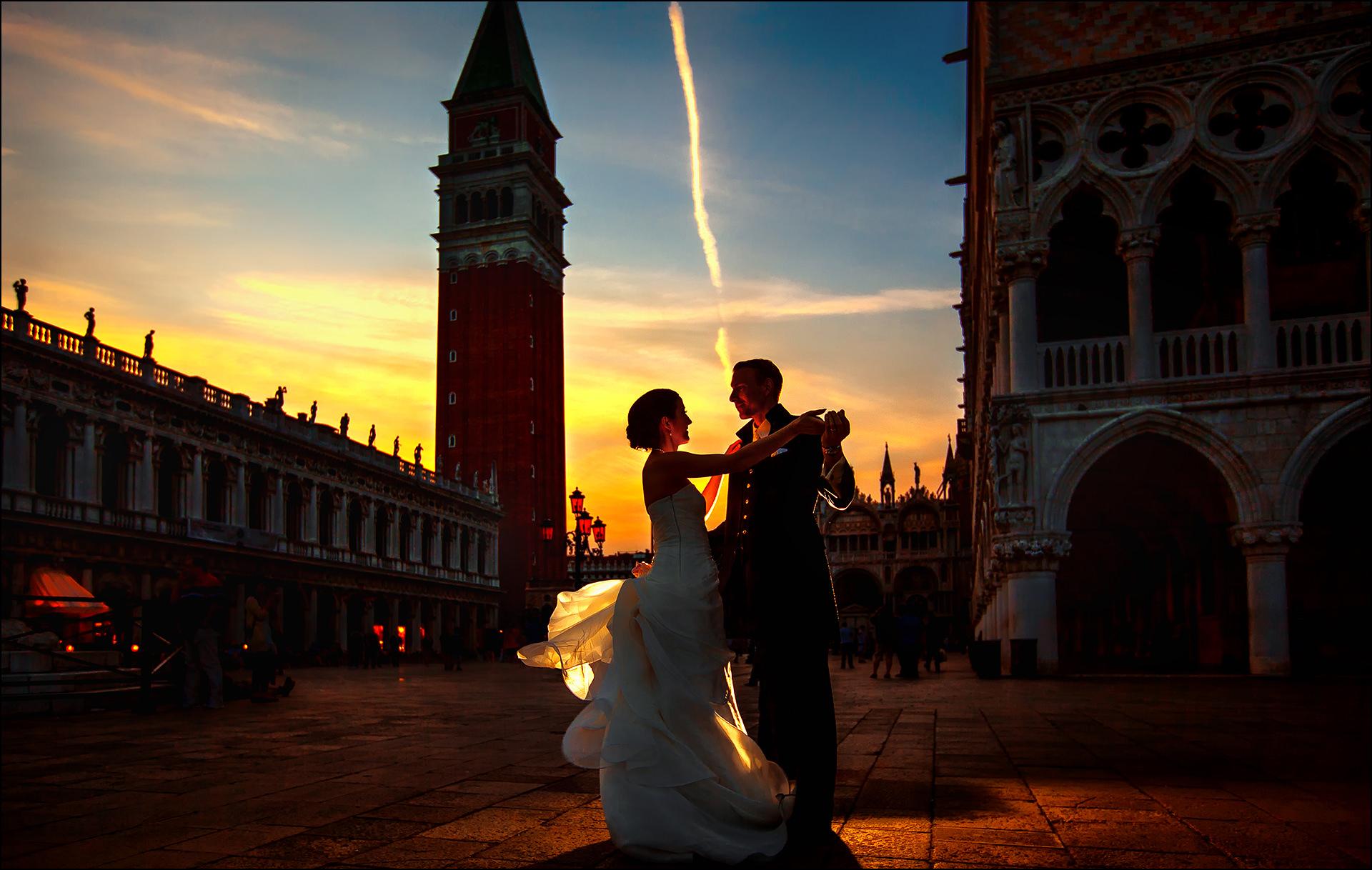 Brautpaarshooting Venedig
