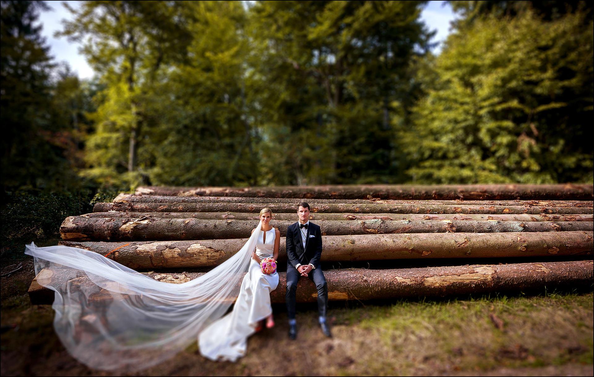 Hochzeitsfotograf Jagdschloss Platte