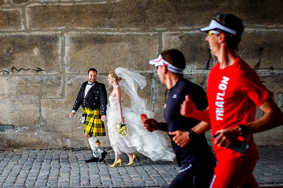 Kreative Hochzeitsfotos Villa Kennedy
