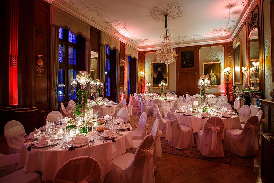 Hochzeit feiern m Schlosshotel Kronberg