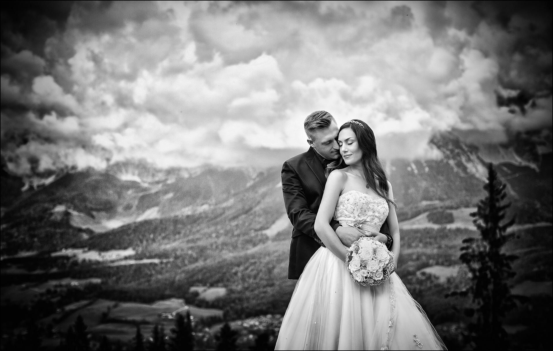Hochzeitsfotograf Tirol