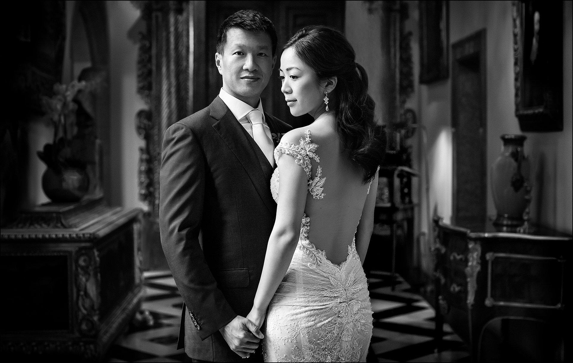 Chinesische Hochzeit Schlosshotel Kronberg
