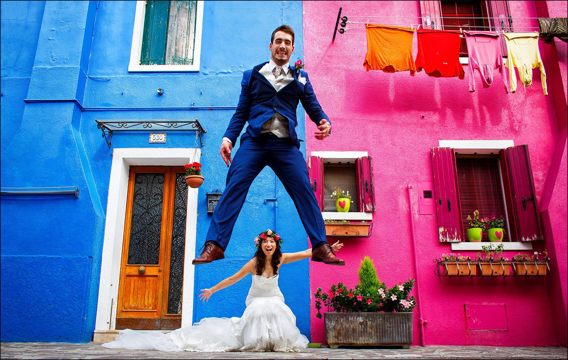 Hochzeitsfotograf Burano