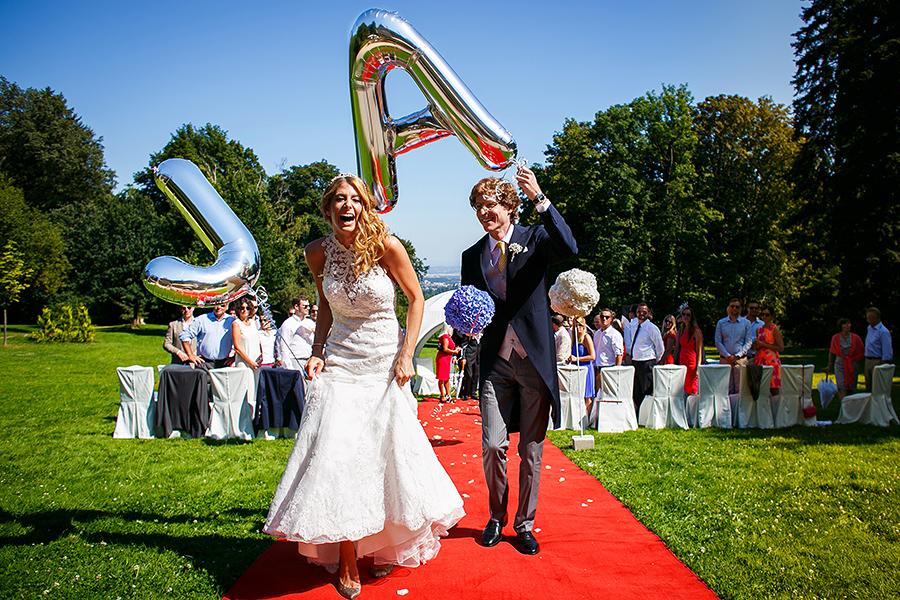 Freie Trauzeremonie Villa Rothschild