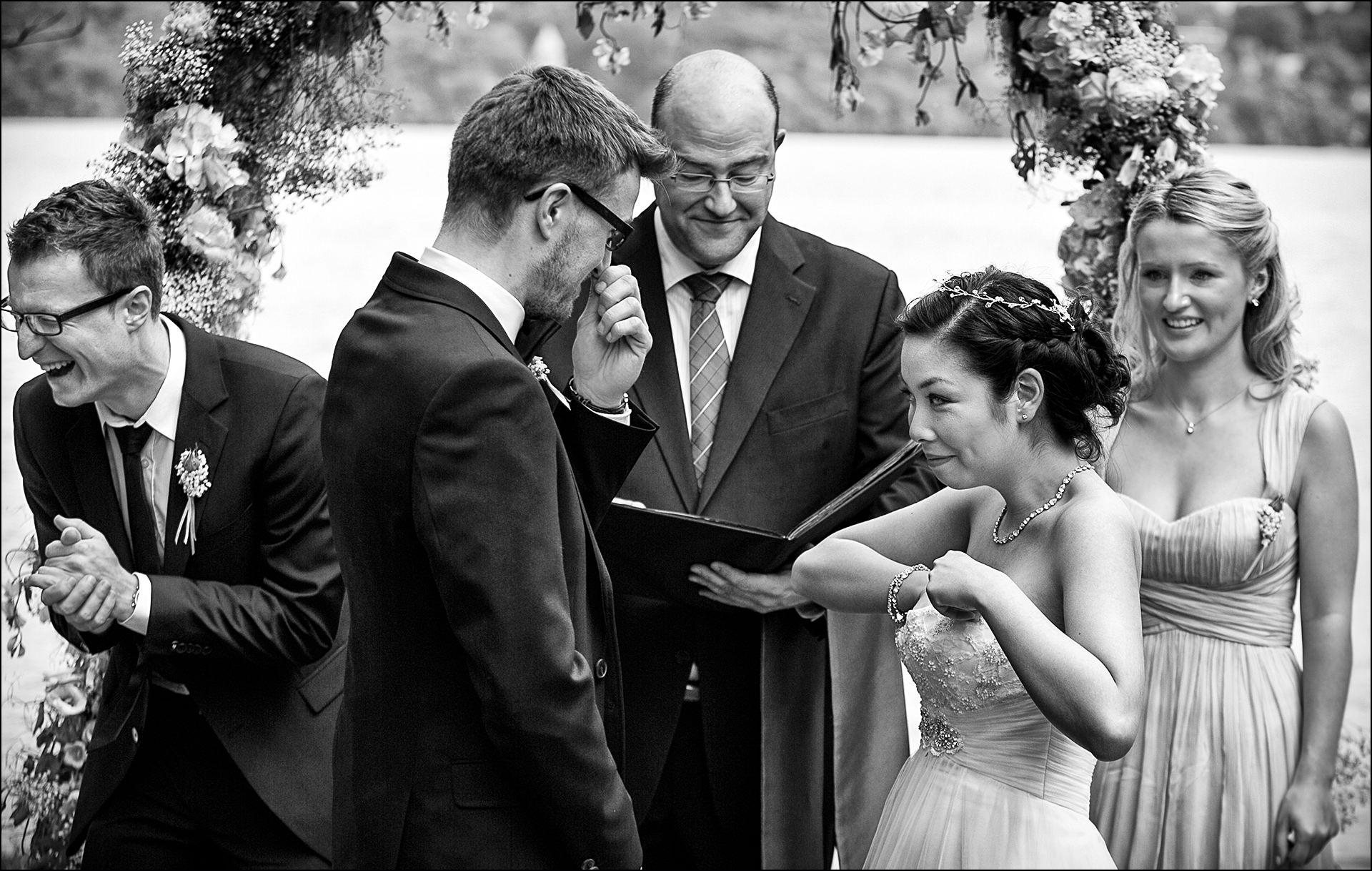 Hochzeitsfotograf LA VILLA Starnberger See
