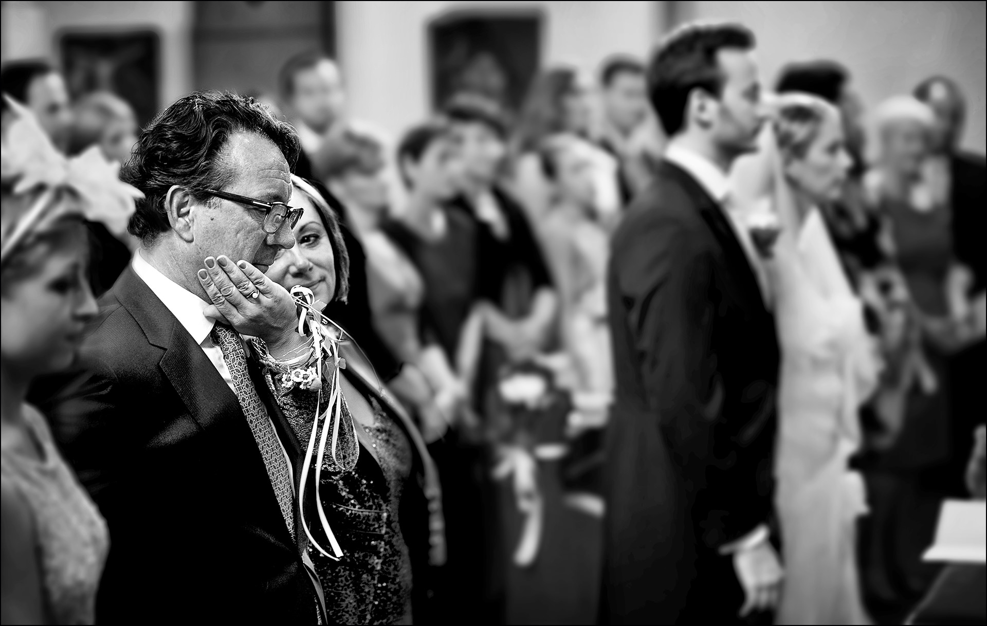 Emotionale Hochzeitstrauung