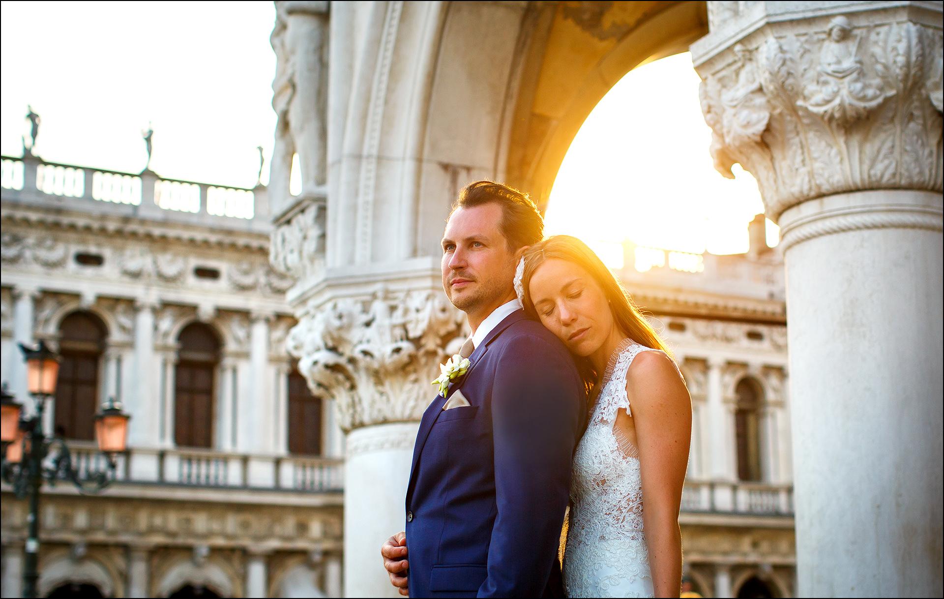 Standesamtliche Hochzeit Venedig