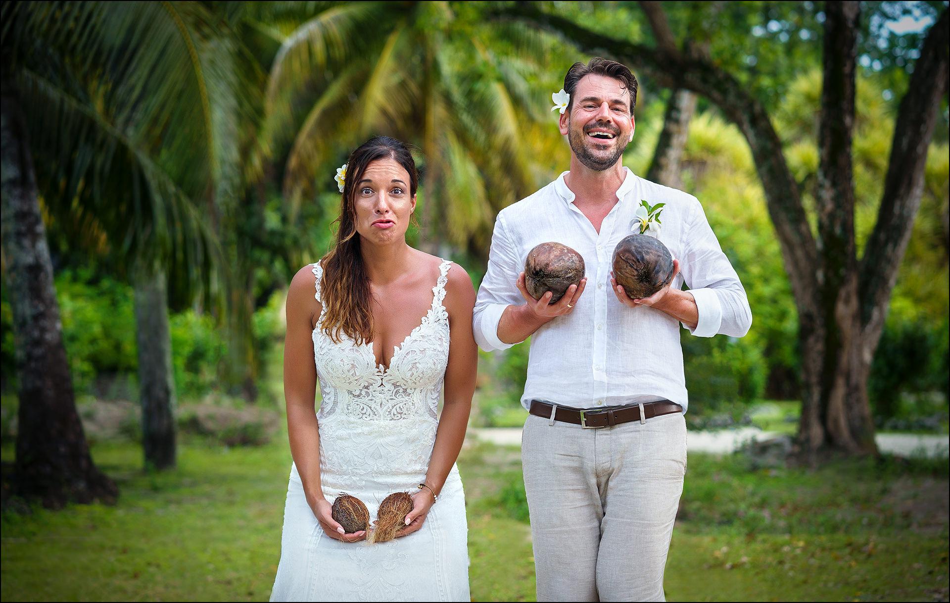 Fotograf Hochzeit La Digue
