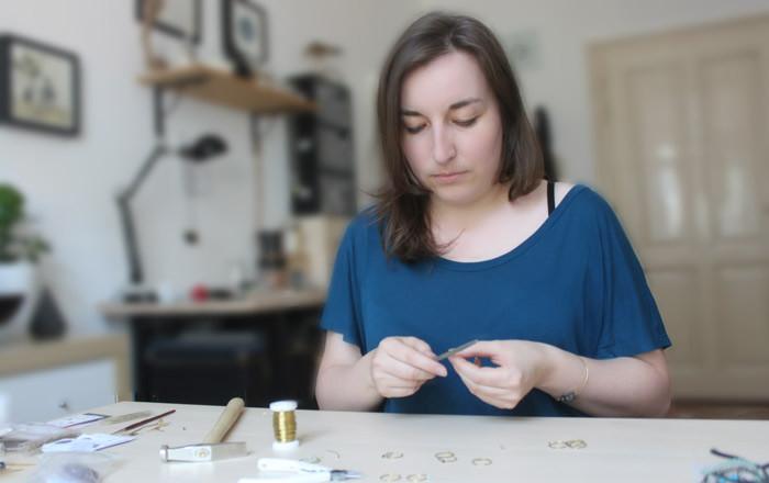Atelier, Studio, Werstatt Belle Accessoires in Salzburg